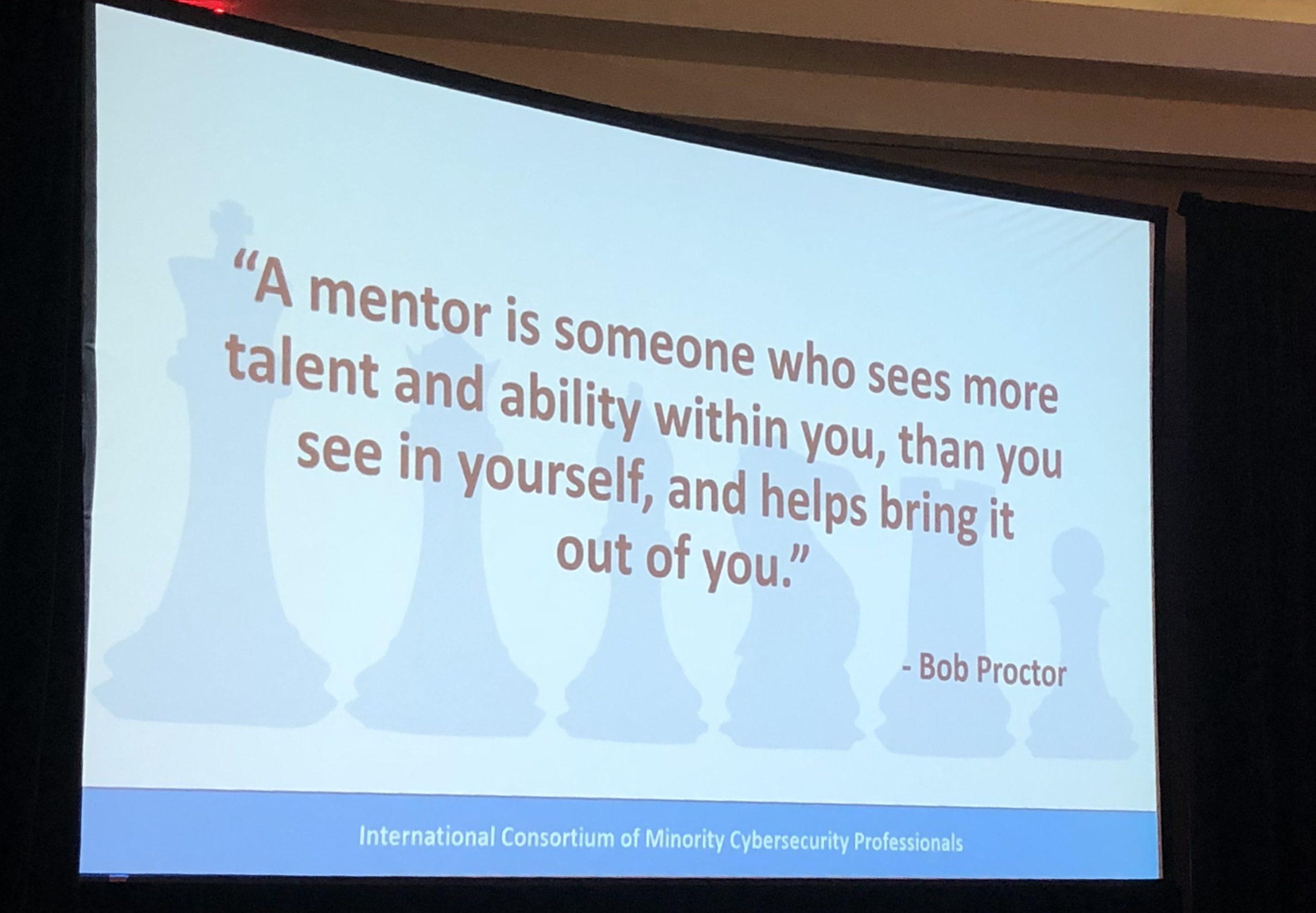 Mentorship Bob Proctor